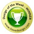 QuarkXPress Design-of-the-Week Award